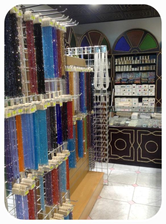 shopping tissu